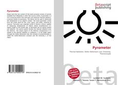 Bookcover of Pyrometer