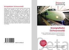 Bookcover of Kinzigtalbahn (Schwarzwald)