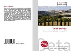 Bookcover of Alice Smeets