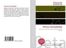 Buchcover von Vilnius Voivodeship