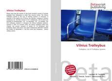 Buchcover von Vilnius Trolleybus