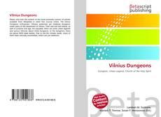 Buchcover von Vilnius Dungeons