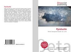 Couverture de Pyrolusite