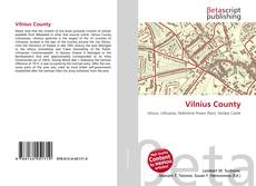 Bookcover of Vilnius County