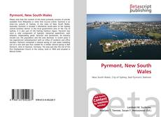 Bookcover of Pyrmont, New South Wales