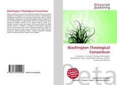 Bookcover of Washington Theological Consortium
