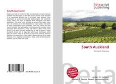 Bookcover of South Auckland