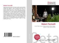 Buchcover von Robert Torricelli
