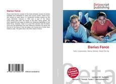 Bookcover of Darius Force