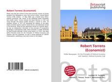 Borítókép a  Robert Torrens (Economist) - hoz