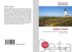 Portada del libro de Robert Tooth