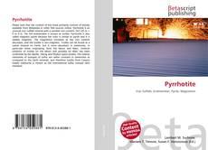 Couverture de Pyrrhotite