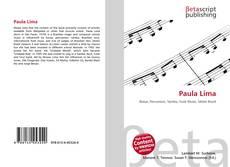 Buchcover von Paula Lima