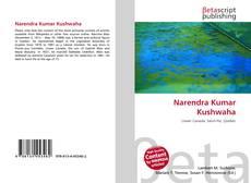 Buchcover von Narendra Kumar Kushwaha