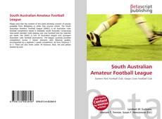 Bookcover of South Australian Amateur Football League