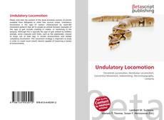 Bookcover of Undulatory Locomotion