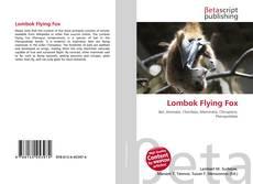 Portada del libro de Lombok Flying Fox