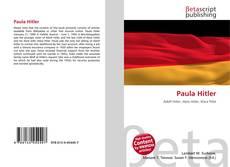 Paula Hitler的封面