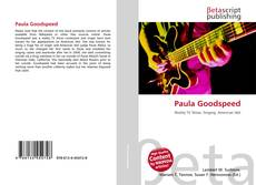 Bookcover of Paula Goodspeed