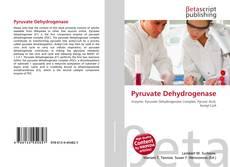 Buchcover von Pyruvate Dehydrogenase