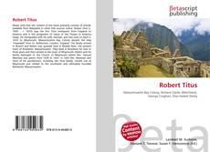 Bookcover of Robert Titus