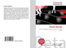 Buchcover von Paula Garcés