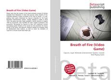Bookcover of Breath of Fire (Video Game)