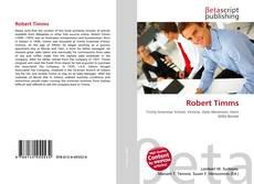 Robert Timms的封面