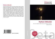 Bookcover of Python (Missile)