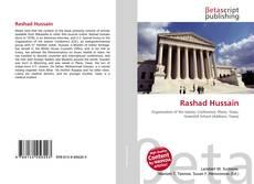 Bookcover of Rashad Hussain