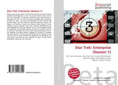 Bookcover of Star Trek: Enterprise (Season 1)