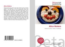 Bookcover of Alice Waters