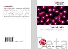 Bookcover of Rashad Salim