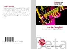 Bookcover of Paula Campbell