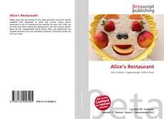 Buchcover von Alice's Restaurant