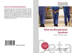 Bookcover of Alice-im-Wunderland-Syndrom
