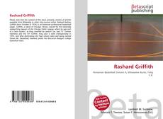 Bookcover of Rashard Griffith