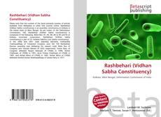 Buchcover von Rashbehari (Vidhan Sabha Constituency)