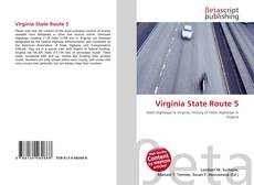 Bookcover of Virginia State Route 5