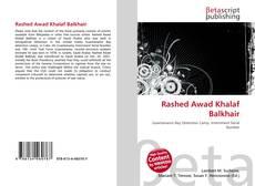 Buchcover von Rashed Awad Khalaf Balkhair