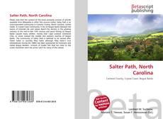Bookcover of Salter Path, North Carolina