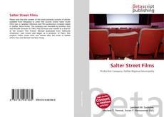 Bookcover of Salter Street Films
