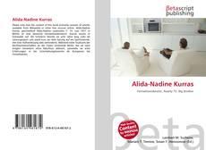 Copertina di Alida-Nadine Kurras