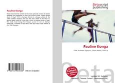 Bookcover of Pauline Konga