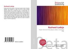 Rasheed Ladoja kitap kapağı