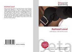 Rasheed Lawal kitap kapağı