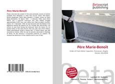Buchcover von Père Marie-Benoît