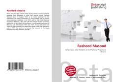 Bookcover of Rasheed Masood