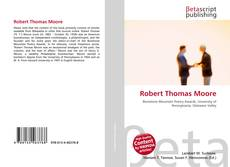 Bookcover of Robert Thomas Moore