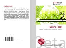 Pauline Fossil kitap kapağı